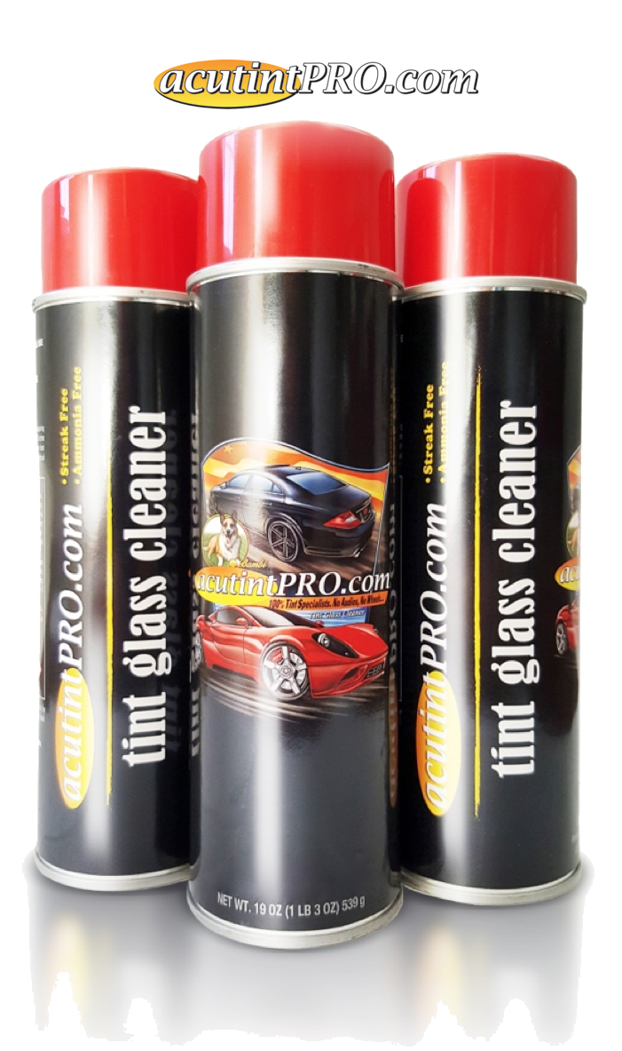 acutintPRO Tint Glass Cleaner