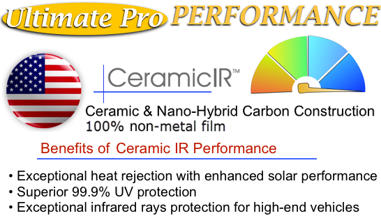 Ultimate Pro PERFORMANCE Ceramic IR
